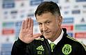 Juan Carlos Osorio. Convocó a 28 jugadores. Menos de la mitad se desempeñan en la Liga MX.