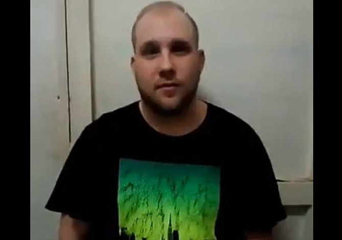 VENEZUELA. Preso político Joshua Holt