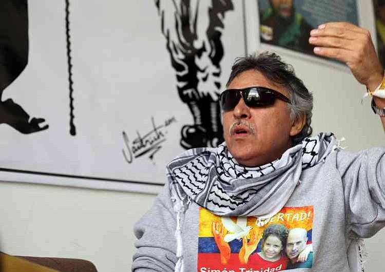 Suspende la JEP extradición de Jesús Santrich a EEUU