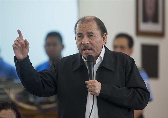 Presidente de Nicaragua insta a no derramar sangre entre hermanos