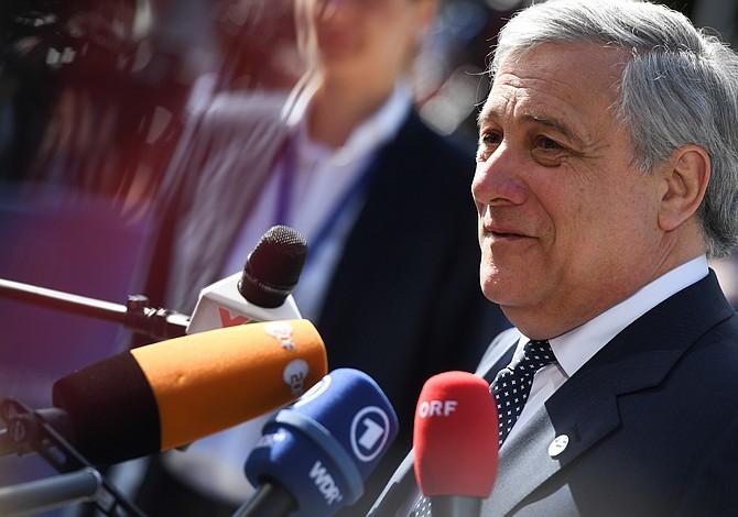 Presidente del Parlamento Europeo condena violencia contra presos políticos en Venezuela