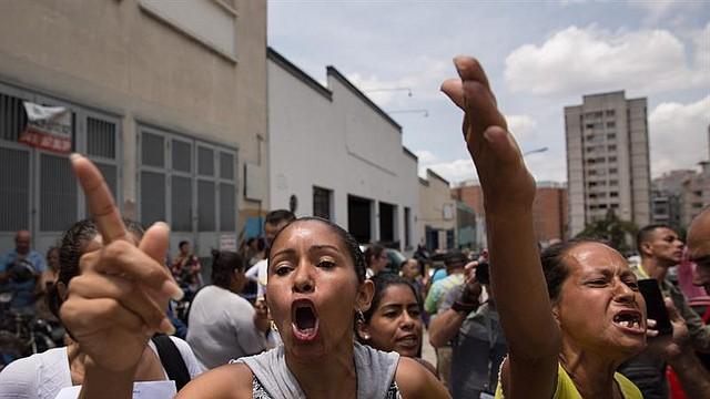 VENEZUELA. Familiares de presos políticos piden respuestas del estado de sus familiares