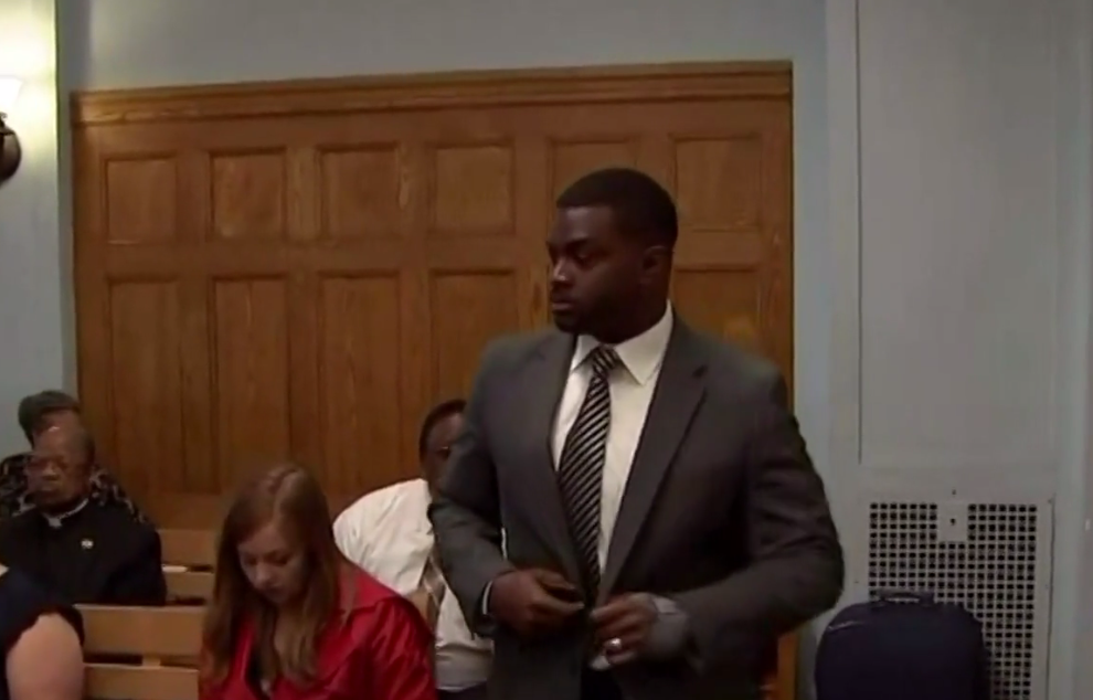 Nicholas Speller, acusado de agresión sexual en una escuela en East Boston