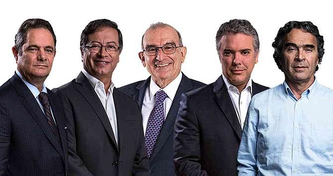 COLOMBIA. Finaliza la campaña electoral en el país latinoamericano
