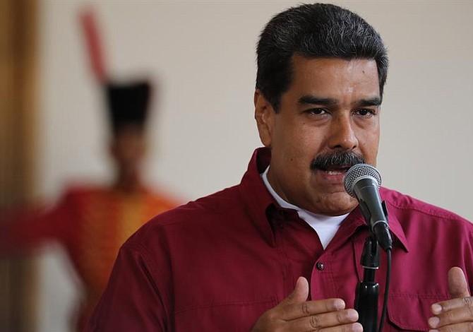 """Maduro: EEUU y la UE """"secuestraron"""" los dólares destinados a la compra de medicinas en Venezuela"""