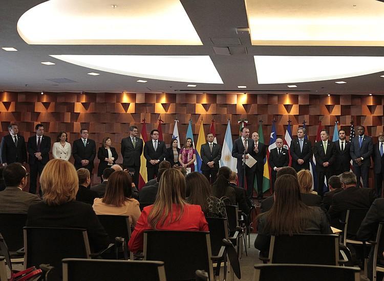 Grupo de Lima preocupado por movilización militar Venezolana a Colombia