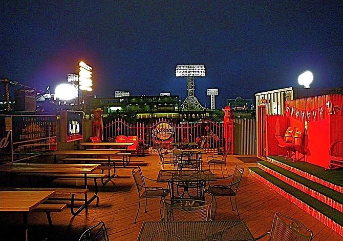 Siete rooftops de Boston que puedes visitar este verano