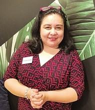 CANDIDATA. Por décadas Graciela Rivera-Oven ha ayudado a candidatos con sus campañas políticas. Ahora ella está del otro lado: corriendo para concejal general de Montgomery.