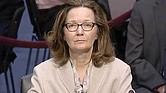 Gina Haspel. Pasó años como agente en operaciones encubiertas en Rusia.