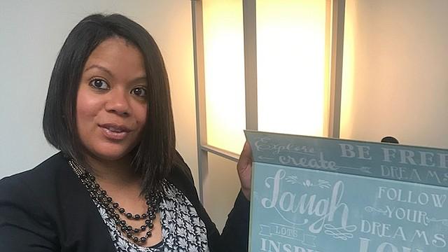 EXPERTA. La terapeuta hondureña Cheryl Aguilar decidió fundar el Cetro Esperanza para el Bienestar después de trabajar en el Condado de Prince George en una iniciativa de salud mental.