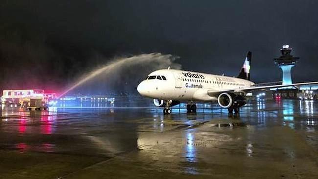 Volaris ofrece vuelos directos del aeropuerto Dulles a San Salvador