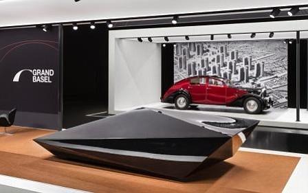 Feria de autos de lujo Grand Basel llegará a Miami Beach en febrero de 2019