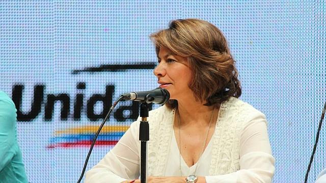 Laura Chinchilla, exmandataria de Costa Rica.