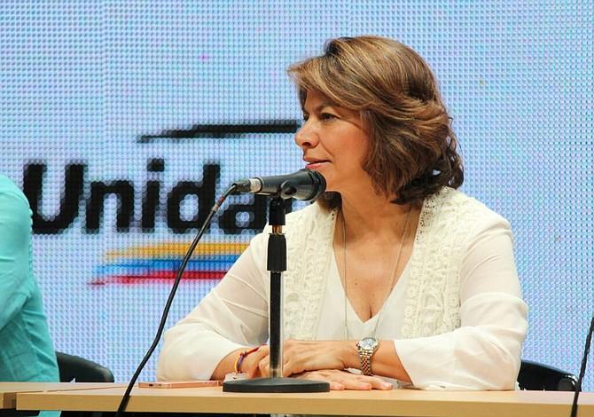 Expresidenta de Costa Rica pide impedir ingreso de altos funcionarios venezolanos a su país