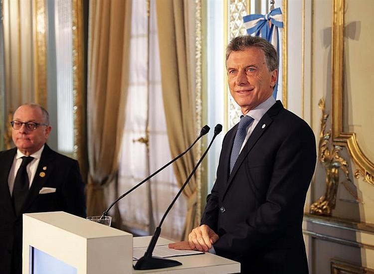 San Juan Argentina retiró su embajador de Venezuela