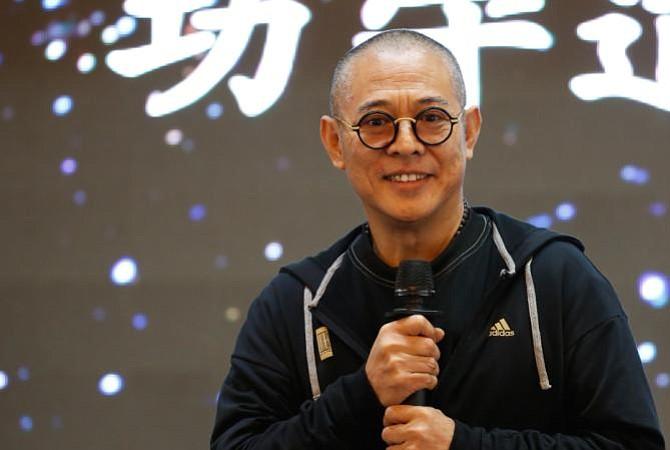 Jet Li tranquiliza a sus fans ante rumores sobre su delicado estado de salud