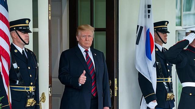 NACIONAL. Donald Trump, presidente de Estados Unidos