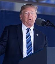 """TRUMP. El presidente había acusado a Corea del Norte de ser """"hostil"""" para suspender la cita"""