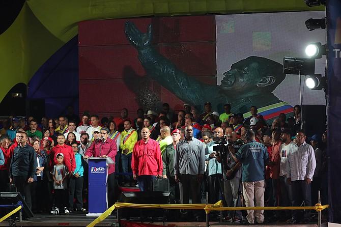 DIÁLOGO. El mandatario llamó a un diálogo nacional con todos los sectores, acción que ya había convocado en su cierre de campaña.