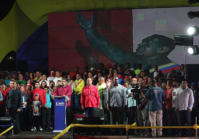 ESPECIAL: El fraude anunciado del régimen de Maduro en Venezuela