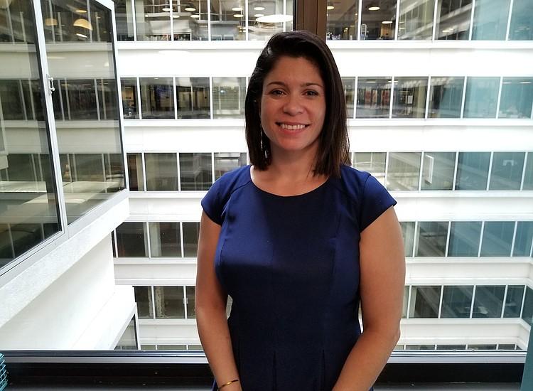Primarias: Marisol Johnson es la primera latina en lanzarse como ...