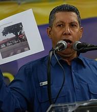 DENUNCIA. Falcón denunció unos 13 mil puntos – quioscos – rojos de control  por hacer propaganda y comprar votos.