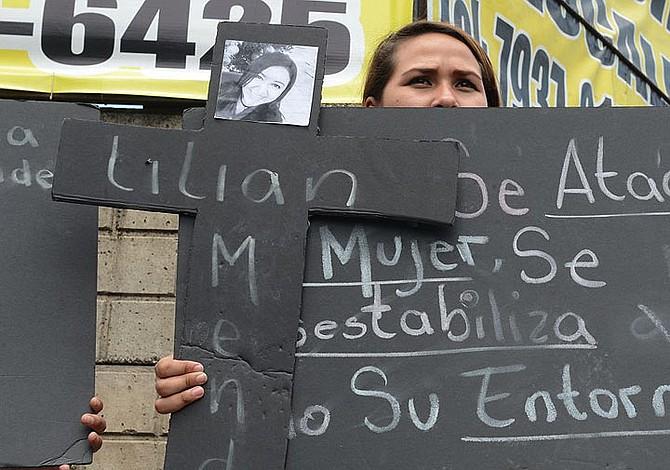 Fiscalía de El Salvador: Crímenes contra mujeres podrían duplicarse en 2018