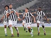 REVANCHA. Juventus intentará quedarse con el compromiso sobre los blancos