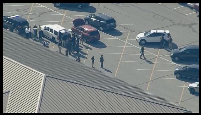 Reportan dos heridos en tiroteo en escuela de Indiana