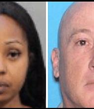 SUCESO. José Alvarez Marrero y su novia Sophia González fueron denunciados