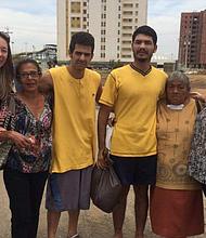 VENEZUELA. Los presos políticos liberados en ele estado Zulia, Venezuela.