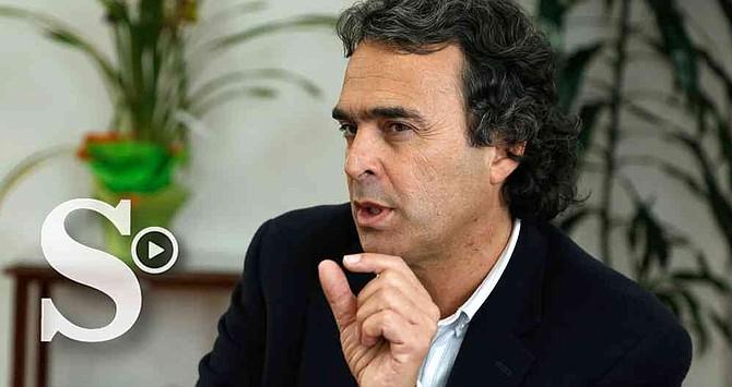 COLOMBIA - Sergio Fajardo aclara que no ha hecho una alianza con Petro.