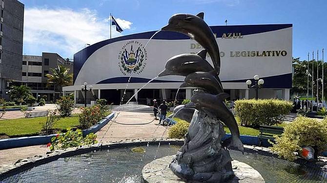 EL SALVADOR - Asamblea Legislativa.