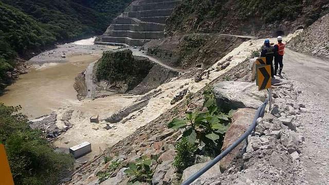 COLOMBIA - Nuevo incidente en Hidroituango