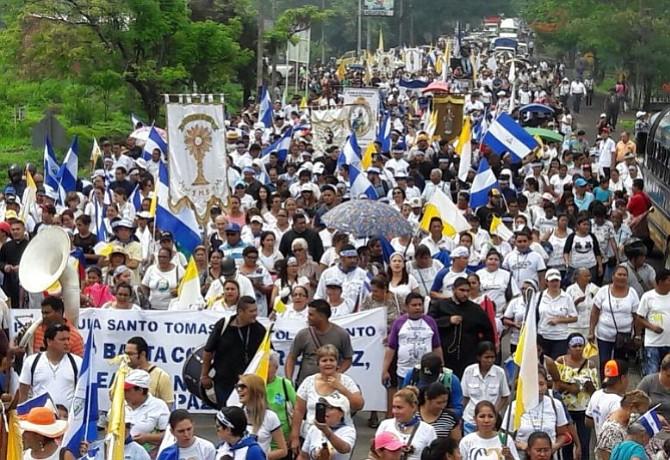"""Alianza Cívica solicitó un diálogo """"genuino"""" al gobierno nicaragüense"""