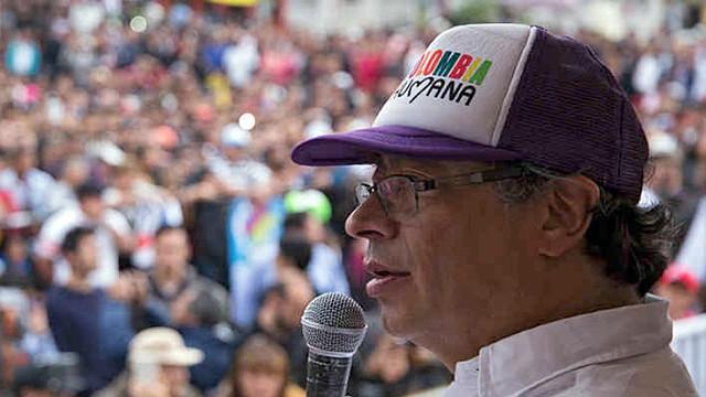 COLOMBIA. EL candidato dirá presente en la segunda vuelta de la contienda electoral