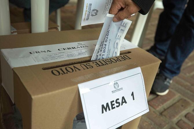 COLOMBIA. Petro y Duque lucharán por ser el sucesor de Santos