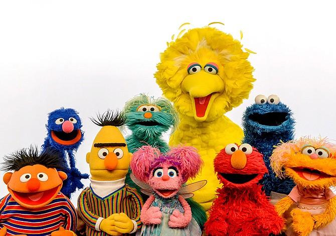 """Sesame Street"" demanda a una película adulta que parodia las marionetas"