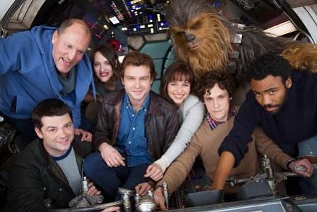 """""""Solo: A Star Wars Story"""" se encarama a la taquilla de EEUU con menos fuerza"""