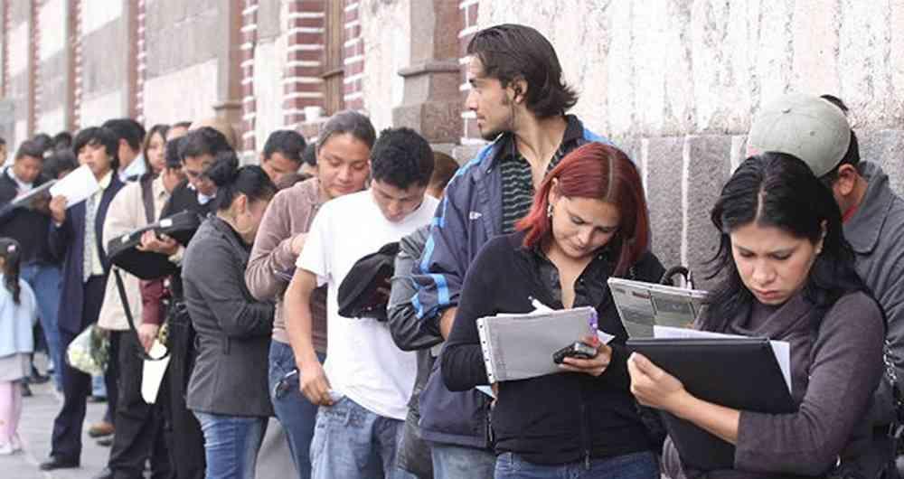 COLOMBIA - Desempleo en Colombia fue 9,5 en abril.