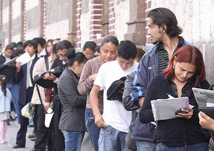 Desempleo en abril subió a 9.5%