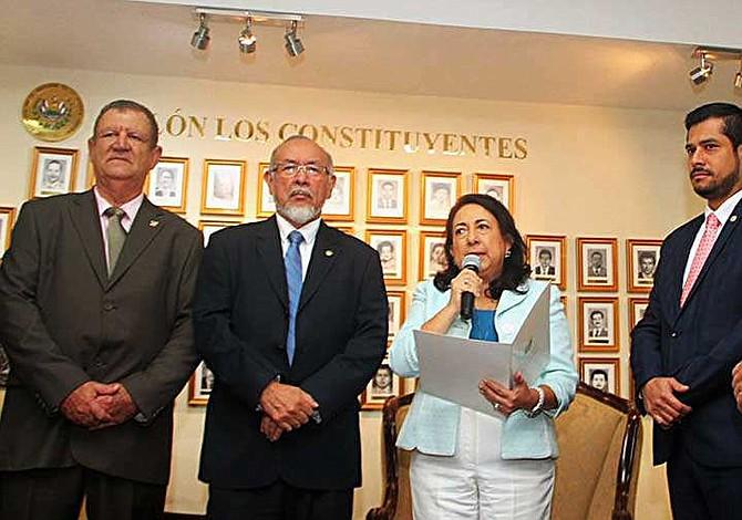 El Salvador no tiene fondos para hacer elecciones presidenciales en 2019