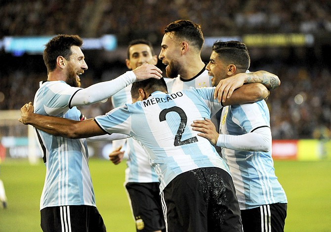 La selección argentina viajará a España, Israel y Rusia en un chárter de lujo