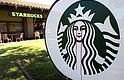 NACIONAL. Local de Starbucks
