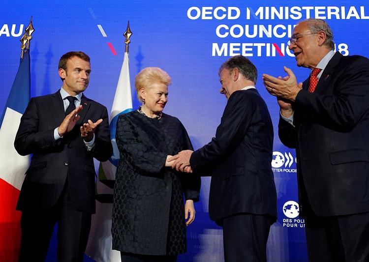 Colombia: Primer socio mundial de América Latina de la OTAN
