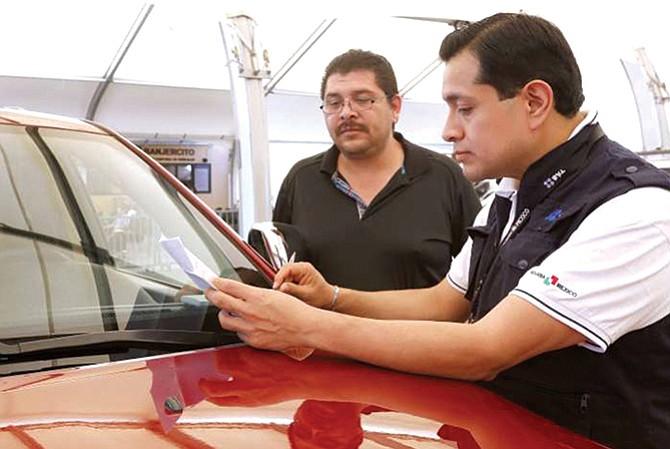 Cancele en Austin su permiso temporal de importación de vehículo