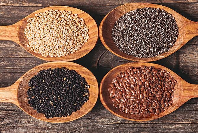 Semillas que debes introducir en tu dieta