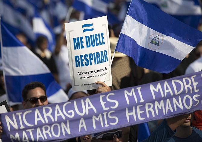 Suspendido el diálogo en Nicaragua por brutal represión de Daniel Ortega