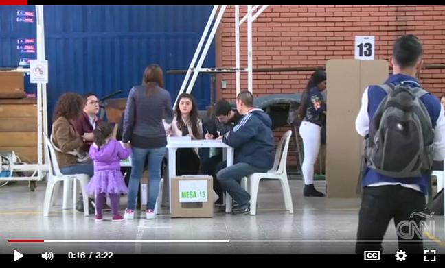 Gobierno colombiano convoca a Comisión Nacional de Garantías Electorales por presunto fraude electoral