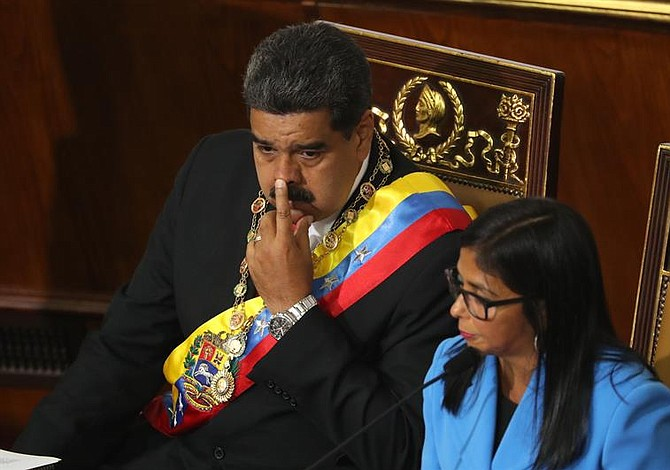 Venezuela: Verdugo de Miraflores monta show con sus víctimas en TV nacional